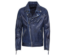 Jacke 'Electric Man' blau