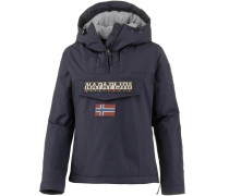 Windbreaker beige / marine / navy / rot