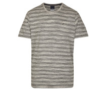 T-Shirt basaltgrau / rauchgrau