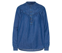 Hemd 'alicia' blau