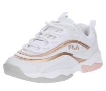 Sneaker 'Ray F' puder / weiß