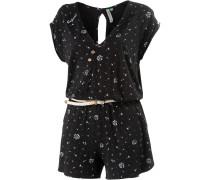 Emanie Organic Jumpsuit schwarz