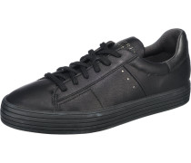Low Sneaker 'Sita Lace Up' schwarz