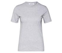 T-Shirt 'Leila' graumeliert