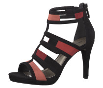 Sandale 'Strappy Heel Coloured'