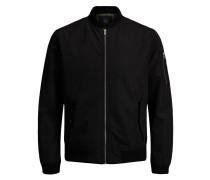 Klassische Jacke schwarz