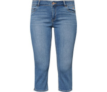 Capri-Jeans blue denim