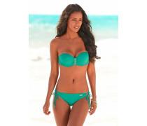 Bügel-Bandeau-Bikini mint