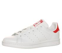 Sneaker 'Stan Smith' rot / weiß