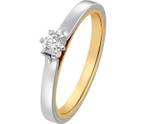 Ring gold / silber