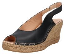 Sandale 'sharon' schwarz