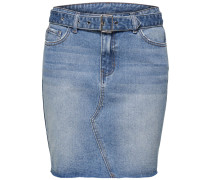 Jeansrock blue denim