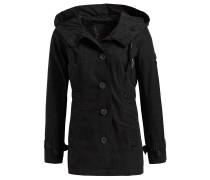 Mantel 'nuyded' schwarz