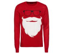 Pullover 'hipsta Santa'