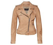 Jacke 'please' camel
