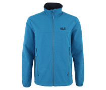 Outdoorjacke 'crestview' blau