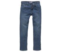 Jeans 'Authentic Straight' blue denim