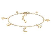 Armband gold / transparent