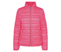 Steppjacke 'fake down jkt' neonpink