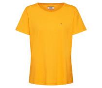 Shirt 'tjw Soft Jersey Tee' gelb