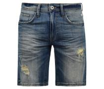Shorts 'Deno' blau