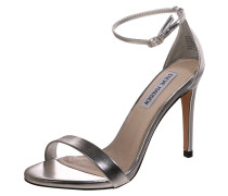 Stiletto-Sandale in Lackoptik 'Stecy'