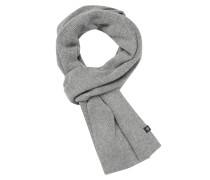 Schal graumeliert
