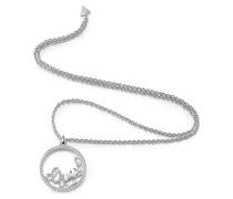 Halskette 'Authentics' silber