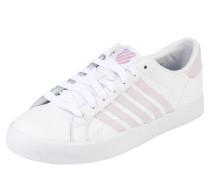 Sneaker Low 'Belmont' lila / weiß