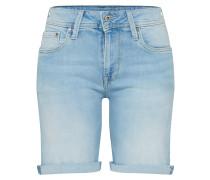 Shorts 'Poppy' blue denim
