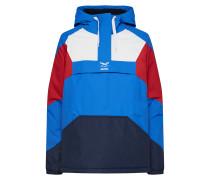 Windbreaker blau / rot / weiß