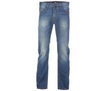 'Rhode Island' Jeans blue denim