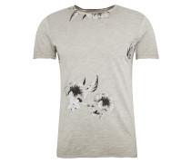 T-Shirt 'newica T/s' hellgrau