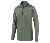 Sweatshirt 'evoKNIT' grün