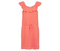 Sommerkleid pastellrot