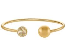 Armreif 'Glamorous Ball' gold