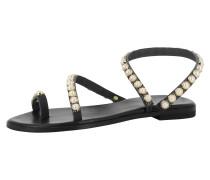 Sandale 'olimpia' schwarz