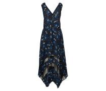 Kleid navy / schwarz