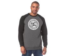 Circle Star Crew Sweatshirt