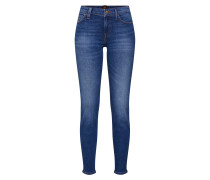 'Scarlett' Skinny-fit Jeans blue denim