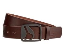 Gürtel 'Icon Cut Out Belt II' braun