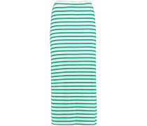 Maxirock grün / weiß