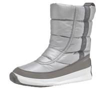 Schlupfboots grau / silber