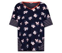 Shirt navy / mischfarben