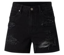 Shorts 'Jenn' black denim