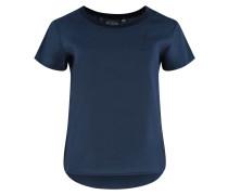 Shirt violettblau