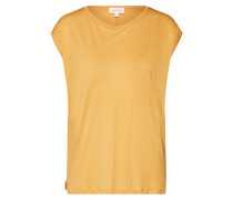 Shirt 'Jil' goldgelb