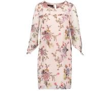 Kleid mischfarben / hellpink