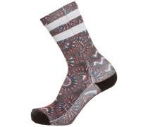 'Side Step Outtie' Socken mischfarben