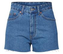 Jeansshorts 'Skye' blue denim